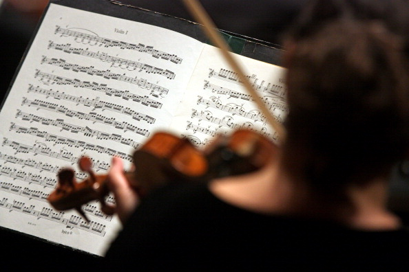 Classical Concert「New York Philharmonic」:写真・画像(5)[壁紙.com]