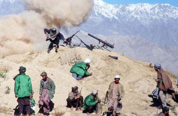 Kabul「Fighting Intensifies Around Kabul」:写真・画像(14)[壁紙.com]