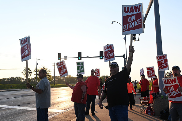 Missouri「United Auto Workers Begin Largest National Strike Since 1982」:写真・画像(11)[壁紙.com]
