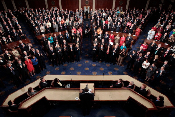 United States Congress「Obama Addresses Joint Session Of Congress On Jobs And The Economy」:写真・画像(12)[壁紙.com]