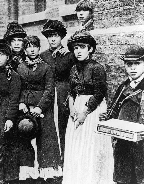 19th Century「Match Girls」:写真・画像(5)[壁紙.com]