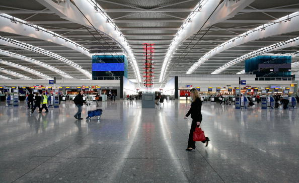 Heathrow Airport「Terminal 5 Opens At Heathrow」:写真・画像(19)[壁紙.com]