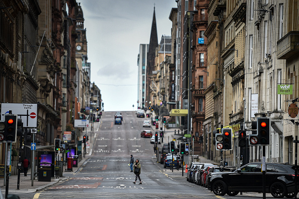St「Scotland Feels The Impact Of Coronavirus」:写真・画像(12)[壁紙.com]