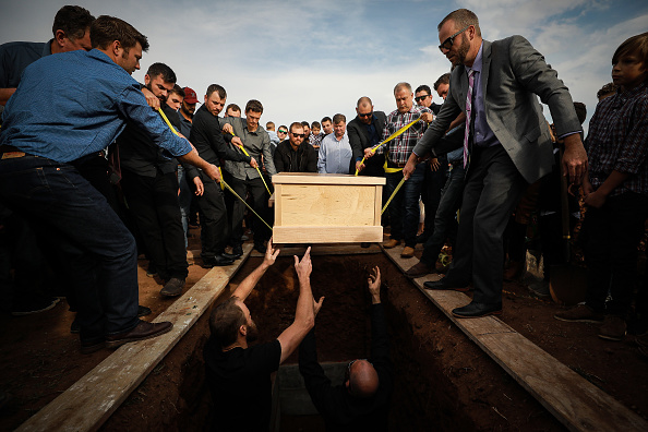 Mexico「Funerals Are Held For American Mormons Killed In Ambush In Northern Mexico」:写真・画像(9)[壁紙.com]