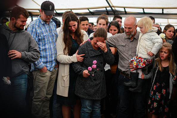 Mexico「Funerals Are Held For American Mormons Killed In Ambush In Northern Mexico」:写真・画像(8)[壁紙.com]