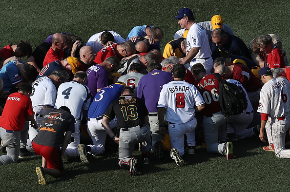 野球「Lawmakers Play In Congressional Baseball Game One Day After Shooting Incident」:写真・画像(11)[壁紙.com]