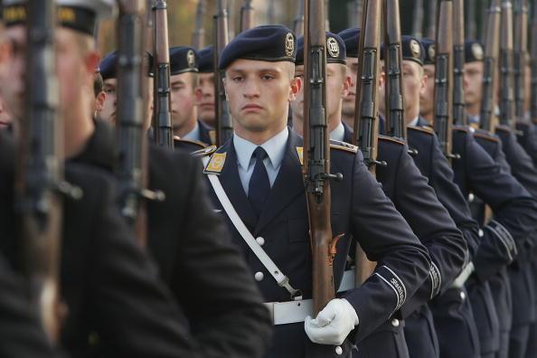 German Military「Bundeswehr soldiers」:写真・画像(3)[壁紙.com]