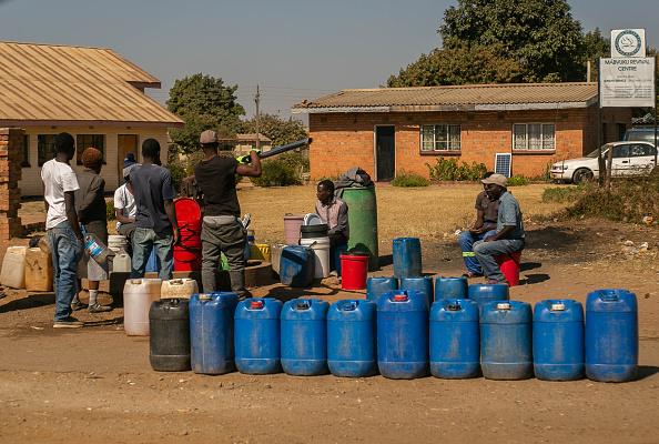 Southern Africa「Zimbabwe's Water Shortage」:写真・画像(16)[壁紙.com]