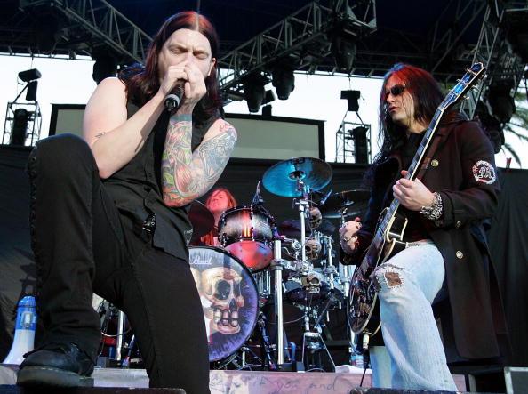 Brent Barry「Godsmack And Shinedown Perform At The Hard Rock」:写真・画像(3)[壁紙.com]
