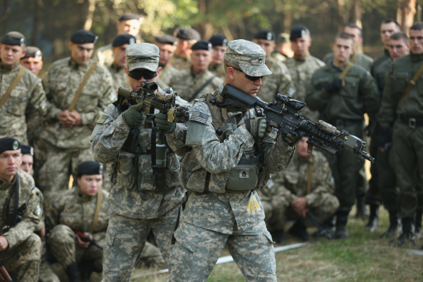 "Skill「""Rapid Trident"" Military Exercises In Western Ukraine」:写真・画像(19)[壁紙.com]"
