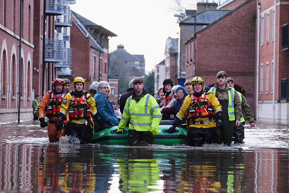 イギリス「Severe Flooding Affects Northern England」:写真・画像(14)[壁紙.com]