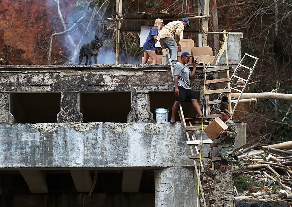 Bridge - Built Structure「Puerto Rico Faces Extensive Damage After Hurricane Maria」:写真・画像(13)[壁紙.com]