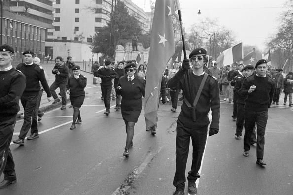Beret「Bloody Sunday march」:写真・画像(5)[壁紙.com]