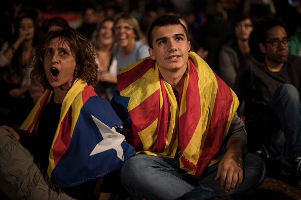 Catalonia「Independence Referendum Takes Place In Catalonia」:写真・画像(12)[壁紙.com]