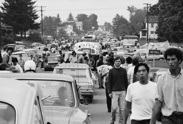 Rock Music「On The Road To Woodstock」:写真・画像(1)[壁紙.com]
