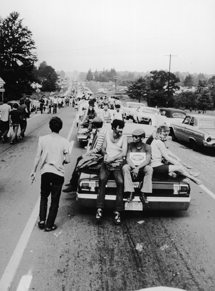Rock Music「On The Road To Woodstock」:写真・画像(15)[壁紙.com]