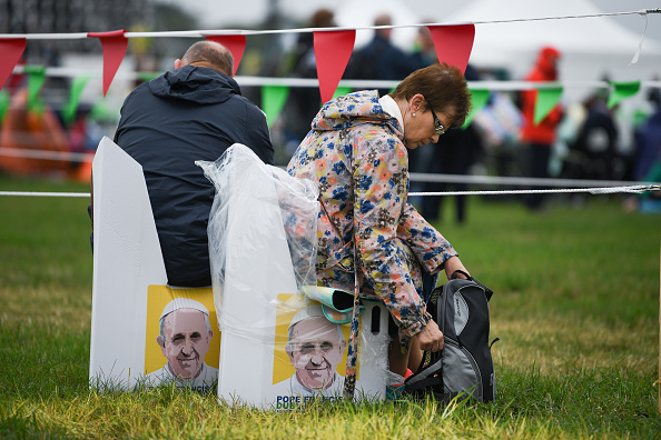 Religious Mass「Pope Francis Holds The Closing Mass Of His Ireland Visit」:写真・画像(13)[壁紙.com]