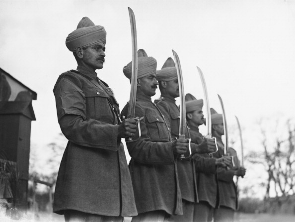 Indian Subcontinent Ethnicity「Indian Troops In England」:写真・画像(10)[壁紙.com]