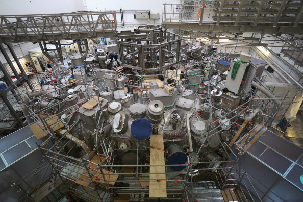 Nuclear Reactor「Construction Continues On Wendelstein 7-X Reactor」:写真・画像(1)[壁紙.com]