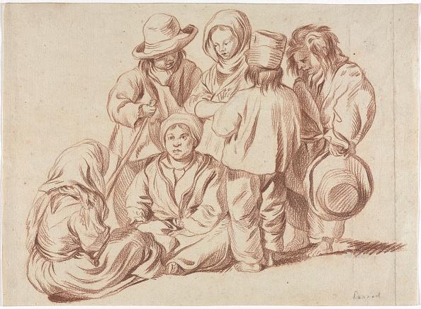 Creativity「Group Of Six Children (Recto)」:写真・画像(16)[壁紙.com]