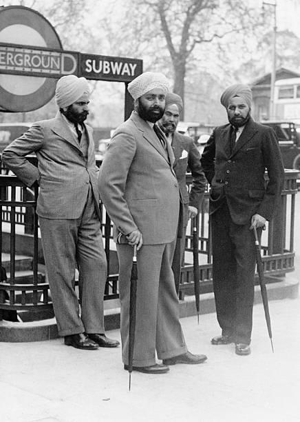 Sikh Men In London:ニュース(壁紙.com)