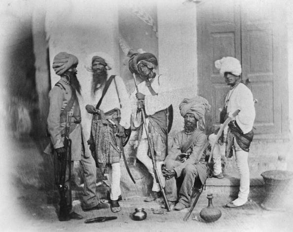 Indian Subcontinent Ethnicity「Indian Soldiers」:写真・画像(18)[壁紙.com]