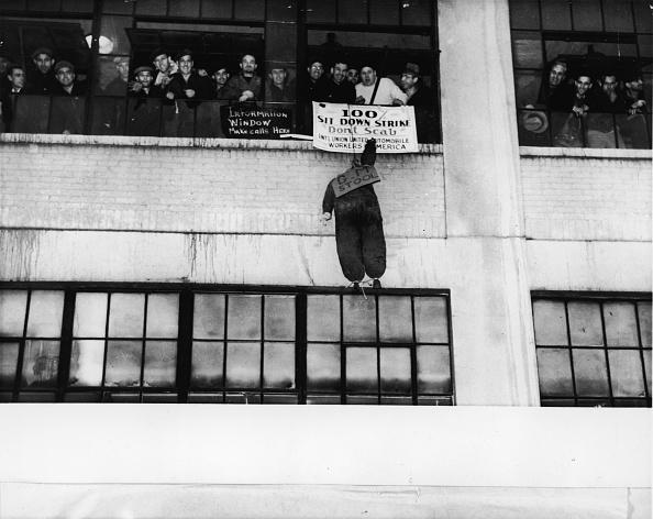 Business Finance and Industry「General Motors Sit-Down Strike」:写真・画像(10)[壁紙.com]