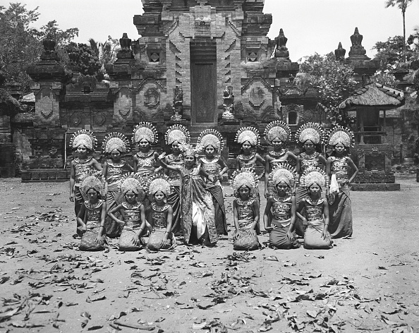 Place of Worship「Balinese dancers」:写真・画像(9)[壁紙.com]