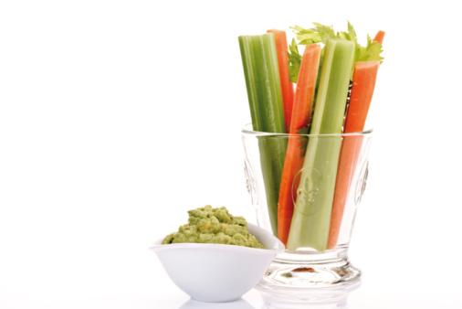 Celery「Guacamole with vegetable sticks」:スマホ壁紙(0)