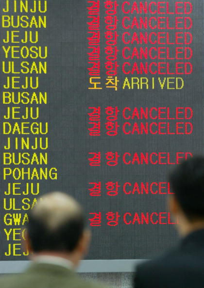 Focus On Background「Korean Air Union Members Take Strike Action」:写真・画像(12)[壁紙.com]