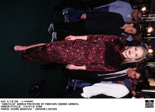 1998年映画 ゴジラ「Godzilla World Premiere At Madison Square Garden Maria Pitillo」:写真・画像(15)[壁紙.com]