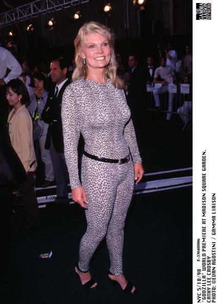 1998年映画 ゴジラ「Godzilla World Premiere At Madison Square Garden Cathy Lee Crosby」:写真・画像(6)[壁紙.com]