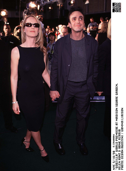 1998年映画 ゴジラ「Godzilla World Premiere At Madison Square Garden Helen Hunt & Hank Azaria」:写真・画像(11)[壁紙.com]