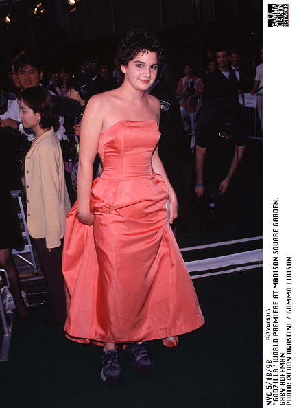 1998年映画 ゴジラ「Godzilla World Premiere At Madison Square Garden Gaby Hoffman」:写真・画像(15)[壁紙.com]