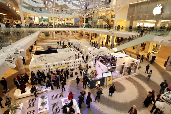Westfield Group「Grazia Magazine Produces Issue From New Shopping Centre」:写真・画像(7)[壁紙.com]
