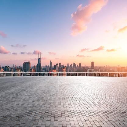 Urban Skyline「The Roof car park」:スマホ壁紙(9)