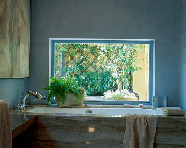 Bathroom「View of a neat hygienic bathroom」:写真・画像(9)[壁紙.com]
