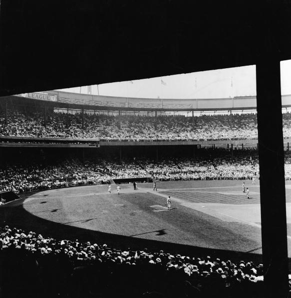 Baseball - Sport「Baseball Game At New York City Polo Grounds」:写真・画像(12)[壁紙.com]
