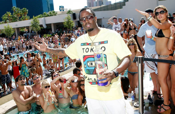 """Sean """"Diddy"""" Combs Hosts A Party At Wet Republic:ニュース(壁紙.com)"""