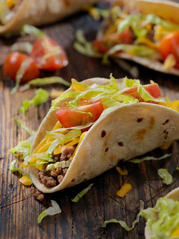 Tortilla - Flatbread「Small 4inch Soft Beef Tacos」:スマホ壁紙(17)