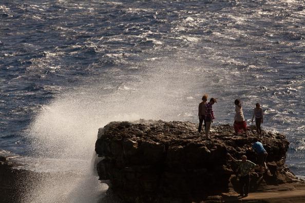 Hanauma Bay「President Obama And Family Spend Holidays In Hawaii」:写真・画像(12)[壁紙.com]