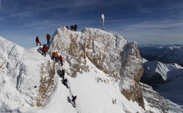 Image「Zugspitze - The Highest Mountain In Germany」:写真・画像(15)[壁紙.com]