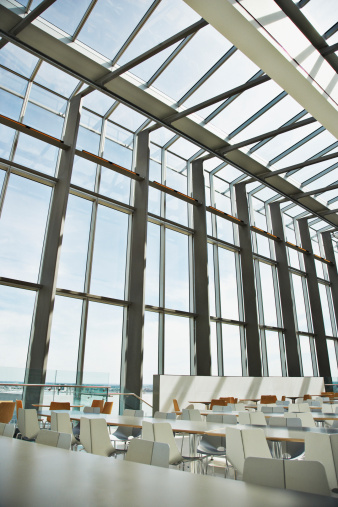 Tall - High「Open floor plan office」:スマホ壁紙(3)