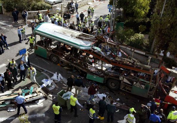 Volunteer「Jerusalem Sends Bombed Bus To The Hague」:写真・画像(7)[壁紙.com]