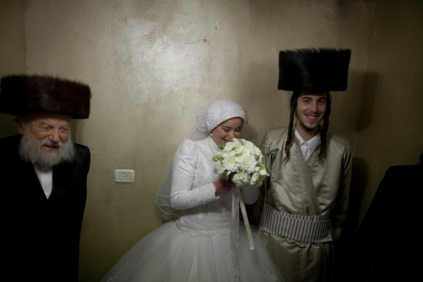 Bridegroom「Ultra Orthodox Jewish Wedding」:写真・画像(3)[壁紙.com]