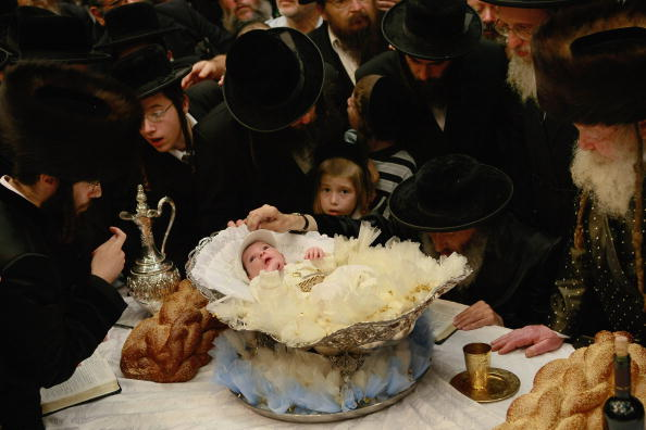 Loaf of Bread「Orthodox Jews Hold Redemption Of First Born Ceremony」:写真・画像(5)[壁紙.com]