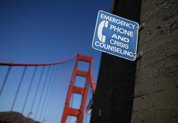 Suicide「Board Approves Golden Gate Bridge Suicide Prevention Net」:写真・画像(0)[壁紙.com]
