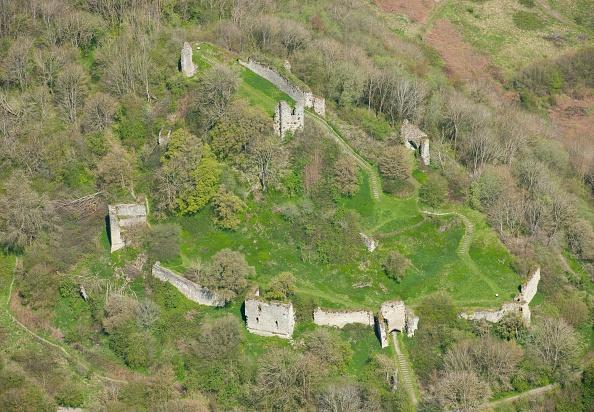 Circa 14th Century「Wigmore Castle」:写真・画像(11)[壁紙.com]