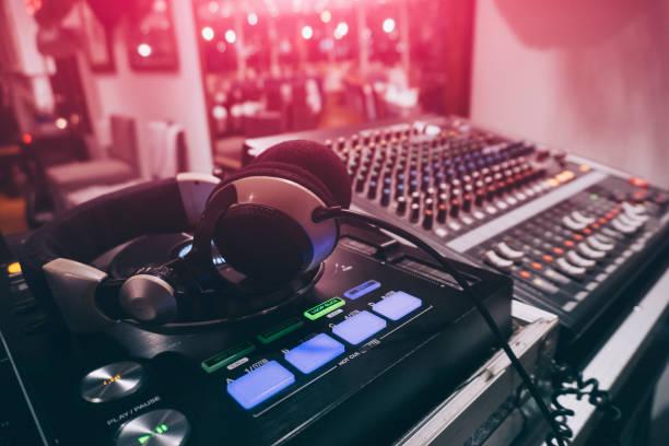 Dj Sound Mixer Close-Up:スマホ壁紙(壁紙.com)
