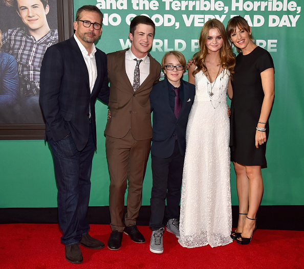 """El Capitan Theatre「The World Premiere of Disney's """"Alexander and the Terrible, Horrible, No Good, Very Bad Day"""" - Red Carpet」:写真・画像(17)[壁紙.com]"""